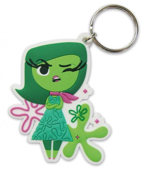 Inside Out - Disgust Keyring