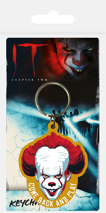 IT: Chapter Two - Come Back and Play Keyring