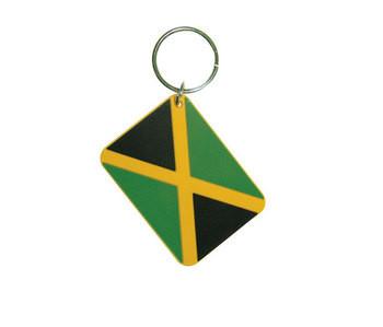 JAMAICAN FLAG Keyring