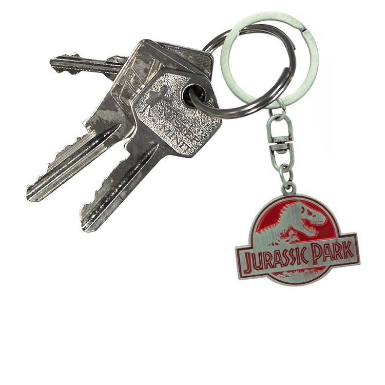 Keychain Jurassic Park - Logo