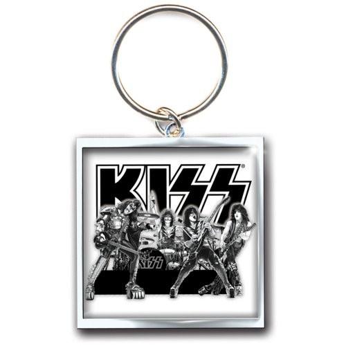 Keychain Kiss - Graphite Band