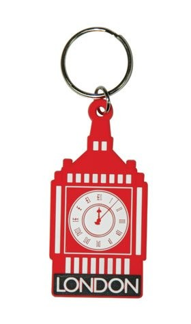 LONDON - big ben Keyring