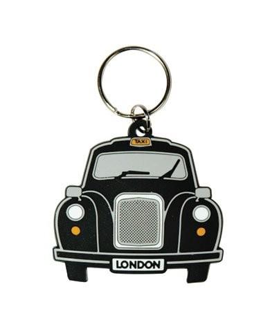 LONDON - taxi  Keyring