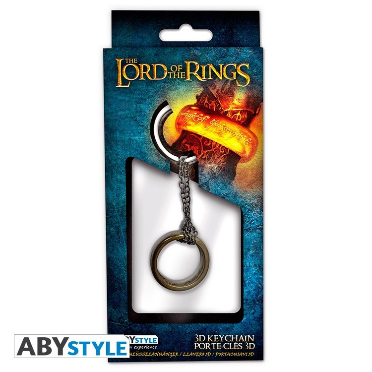 Keyring Lord Of The Ring - Ring