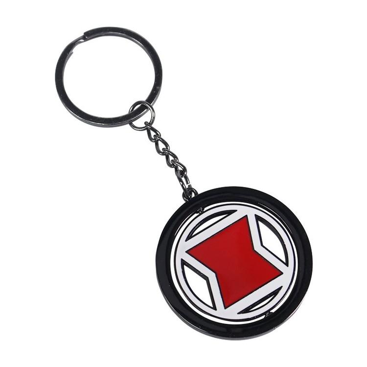 Keychain Marvel - Black Widow