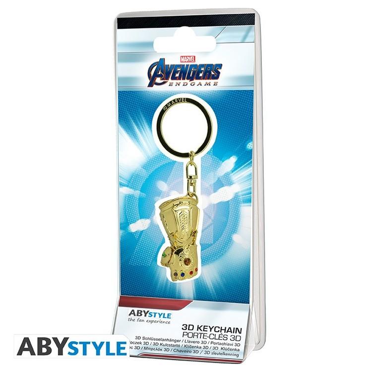Keychain Marvel - Infinity Gauntlet