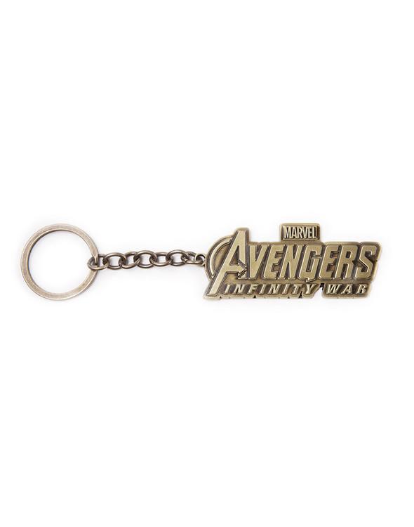 Marvel - Infinity War Logo Keyring