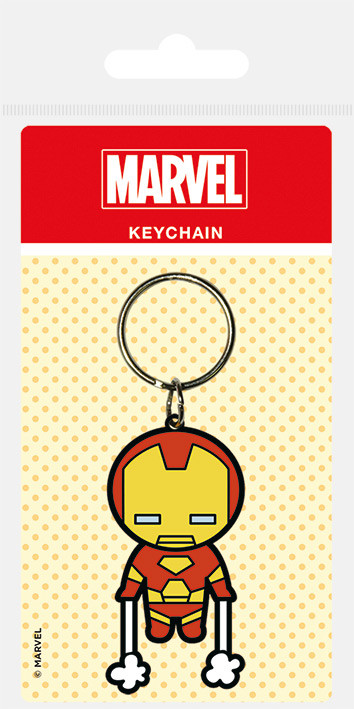 Marvel - Iron Man Keyring