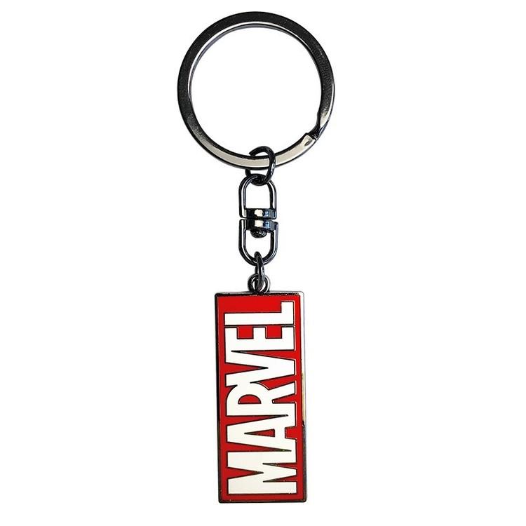 Keychain Marvel - Marvel logo