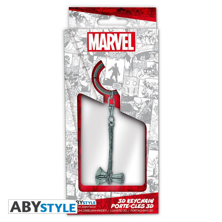 Keychain Marvel - Stormbreaker