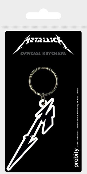 Keychain Metallica - M Icon