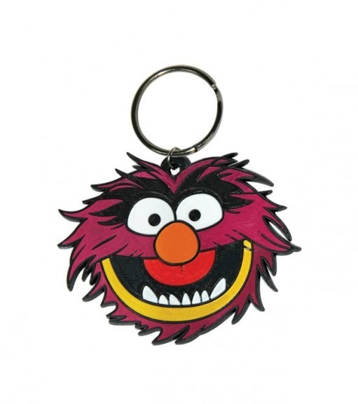 MUPPETS - animal Keyring