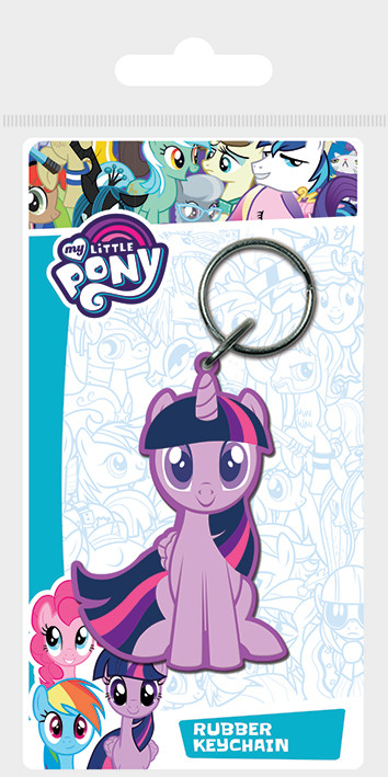 My Little Pony - Twilight Sparkle Keyring