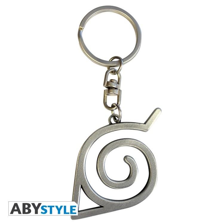 Keychain Naruto Shippuden - Konoha