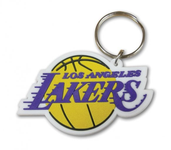 Nba los angeles lakers logo keyring sold at abposters nba los angeles lakers logo keyring voltagebd Images