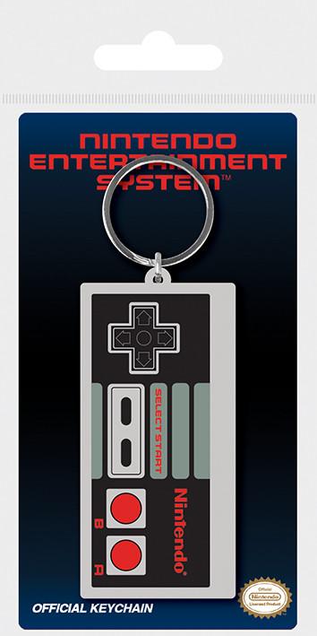Nintendo (NES Controller) Keyring