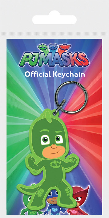 Keychain PJ Masks - Gekko