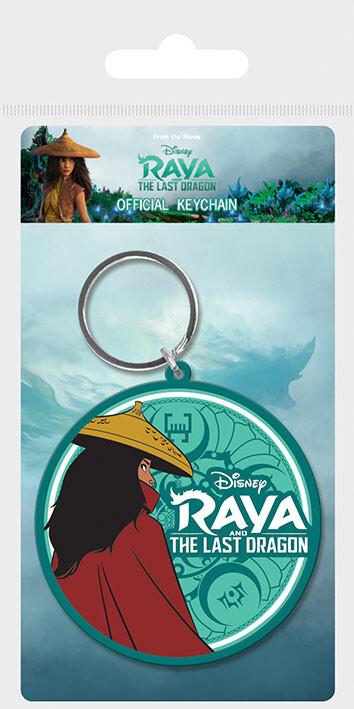 Keychain Raya and the Last Dragon - Raya Dragon Emblem