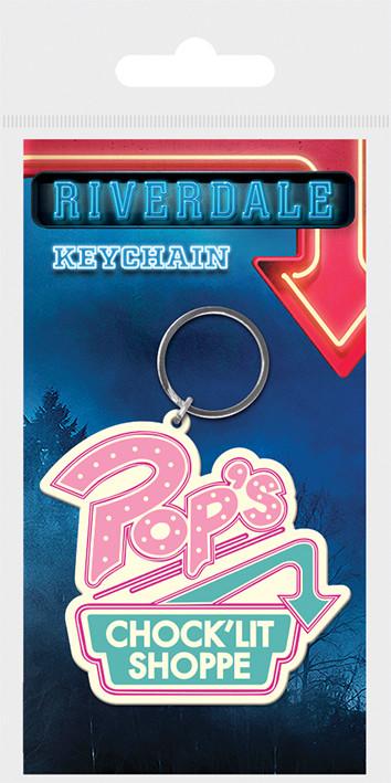 Keychain Riverdale - Pop's Chock'lit Shoppe