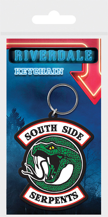 Keychain Riverdale - South Side Serpents