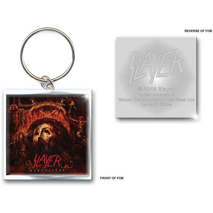 Keyring Slayer - Repentless