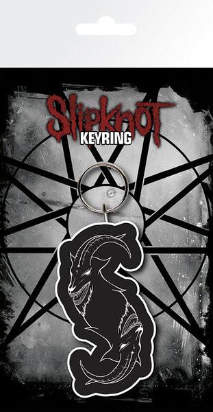 Slipknot - Goat Keyring