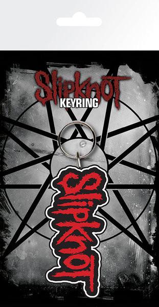 Slipknot - Logo Keyring