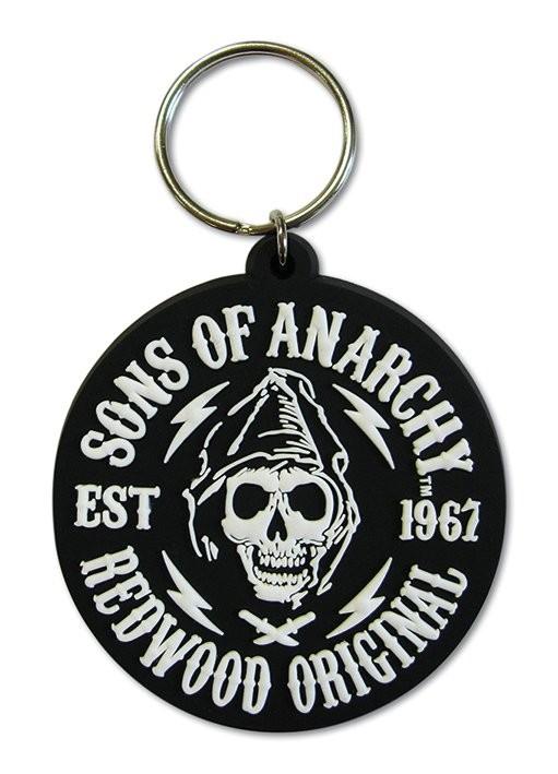 Sons of Anarchy - Redwood Original Keyring