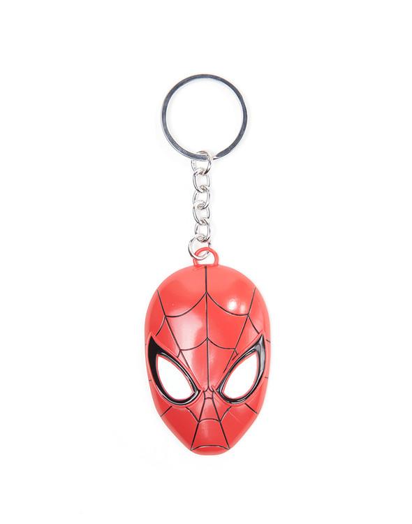 Spiderman - 3D Metal Mask Keyring