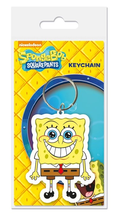 Spongebob - Spongebob Keyring