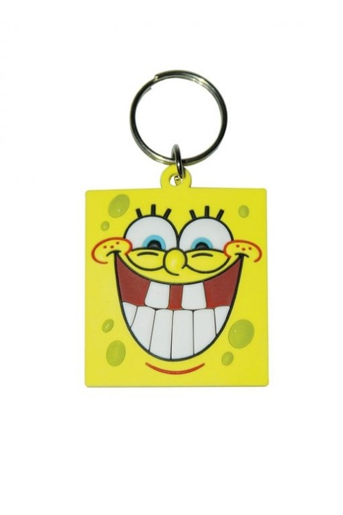 SPONGEBOB - teeth Keyring