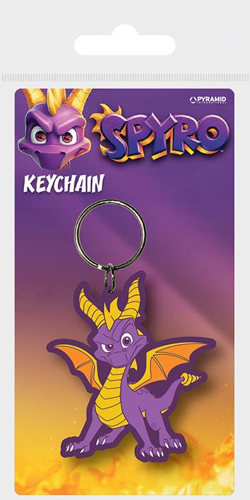 Keychain Spyro - Dragon Stance