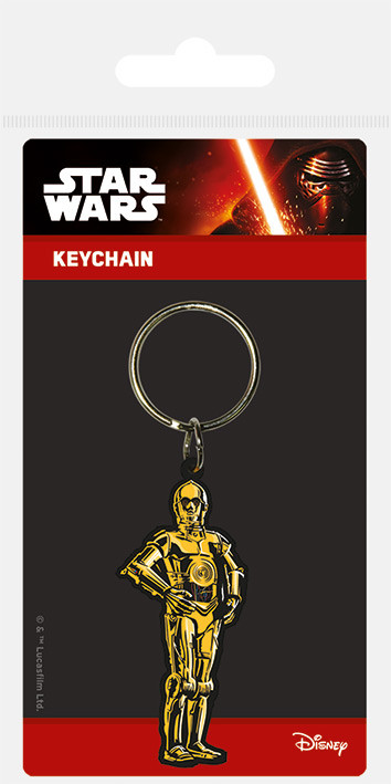 Keychain Star Wars - C3PO