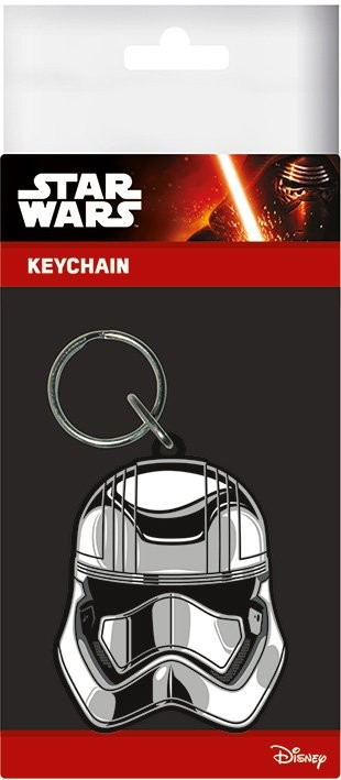 Star Wars Episode VII: The Force Awakens - Captain Phasma Keyring