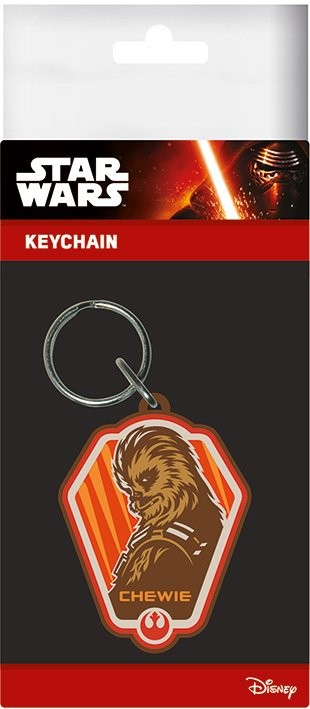 Keychain Star Wars Episode VII: The Force Awakens - Chewie