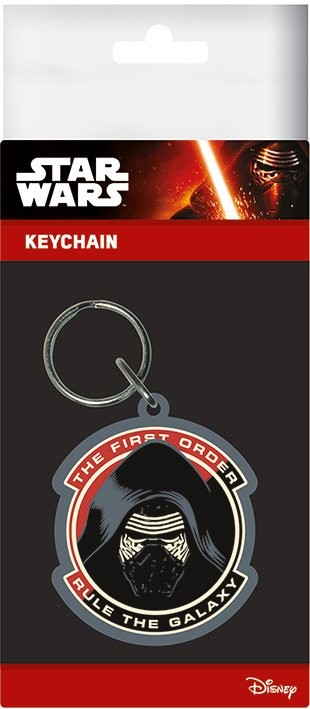 Star Wars Episode VII: The Force Awakens - Kylo Ren Keyring