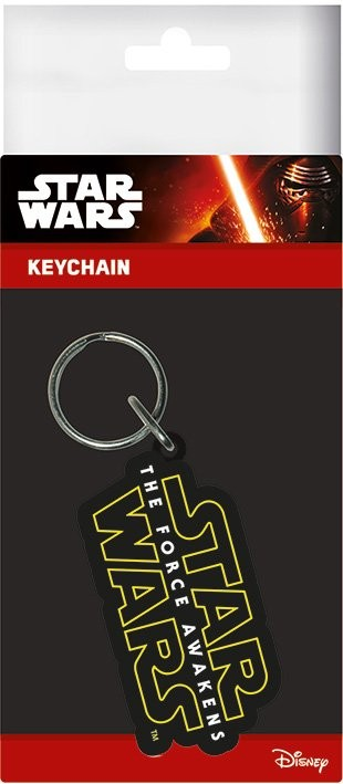 Star Wars Episode VII: The Force Awakens - Logo Keyring
