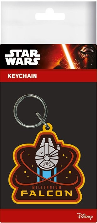 Star Wars Episode VII: The Force Awakens - Millenium Falcon Keyring