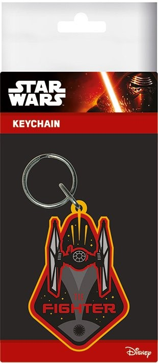 Star Wars Episode VII: The Force Awakens - Tie Fighter Keyring