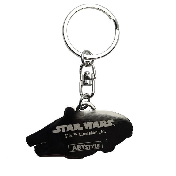 Star Wars - Millennium Falcon Keyring