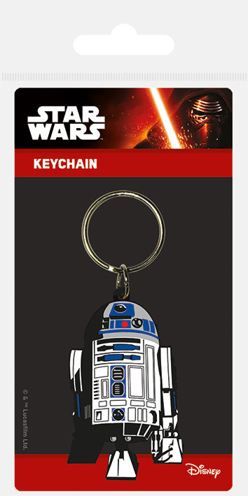 Star Wars - R2D2 Keyring
