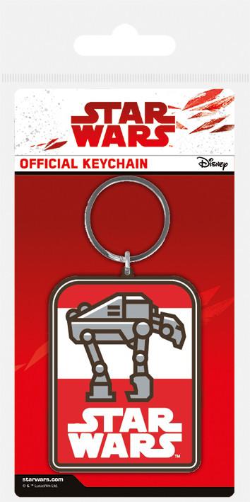 Star Wars The Last Jedi - AT-M6 Keyring