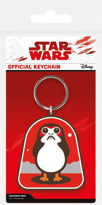 Star Wars The Last Jedi - Porg Keyring