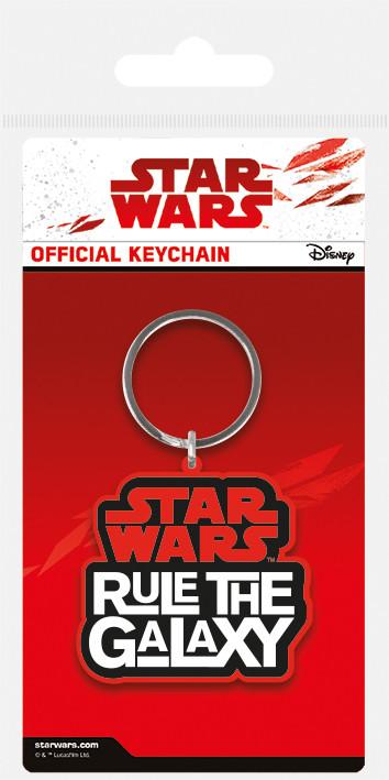 Star Wars The Last Jedi - Rule The Galaxy Keyring