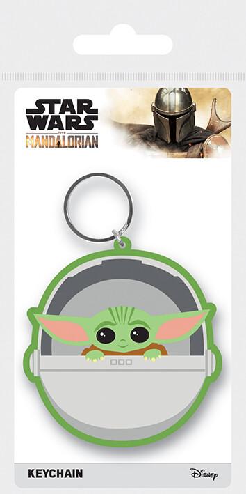 Keyring Star Wars: The Mandalorian - The Child (Baby Yoda)