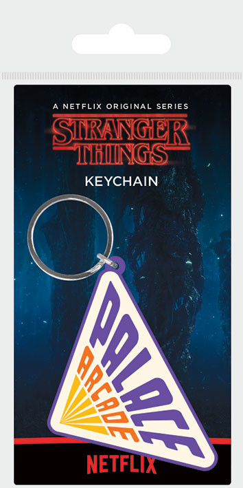 Keychain Stranger Things - Palace Arcade