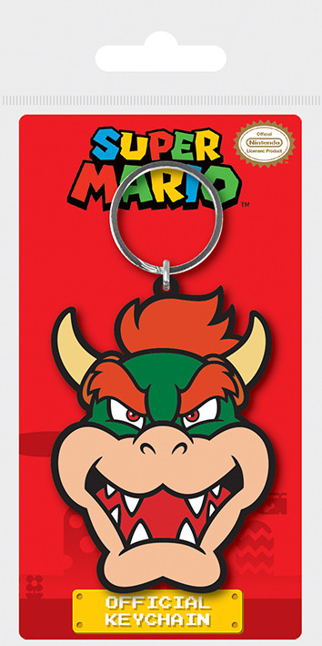 Keychain Super Mario - Bowser