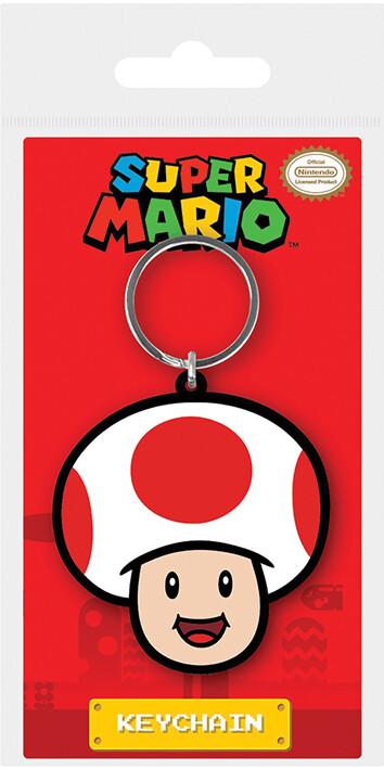 Keychain Super Mario - Toad