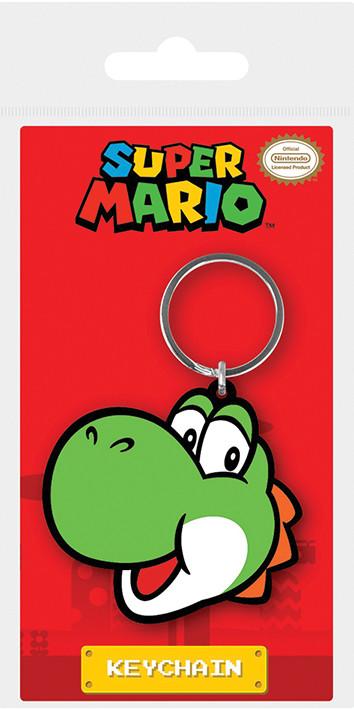 Keychain Super Mario - Yoshi