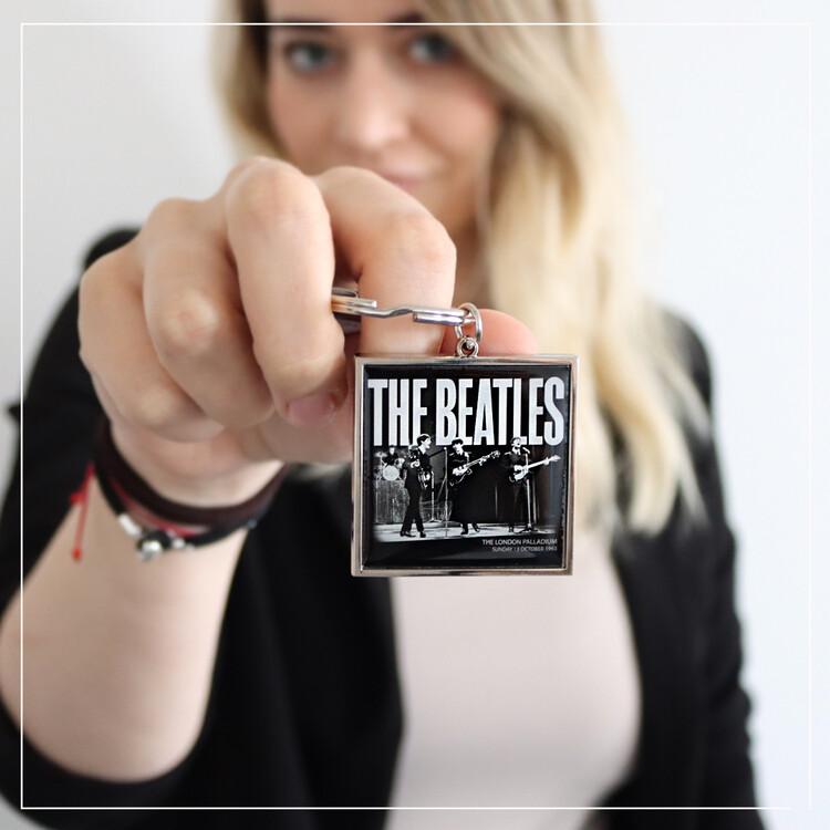 Keychain The Beatles - Palladium 1963